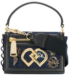 DSQUARED2 embellished handbag