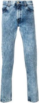 Paura Ali marble jeans