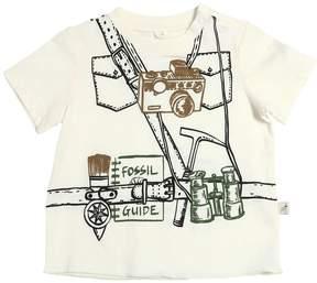 Stella McCartney Explorer Organic Cotton Jersey T-Shirt