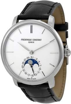 Frederique Constant Slim Line Moonphase Automatic Men's Watch 705S4S6