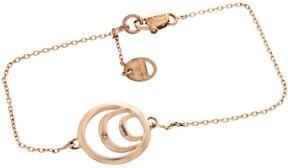 Damiani Damianissima 18K Rose Gold & Diamond Bracelet