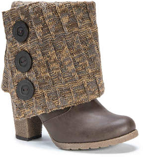 Muk Luks Women's Chris Bootie
