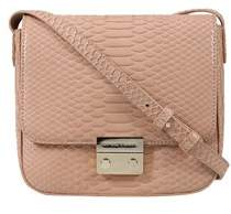 Emporio Armani Y3b080 Yh20a 80086 Nude Clutch Handbag.