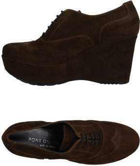 Pons Quintana Lace-up shoes