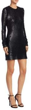 Elizabeth and James Nevin Sequin Mini Dress