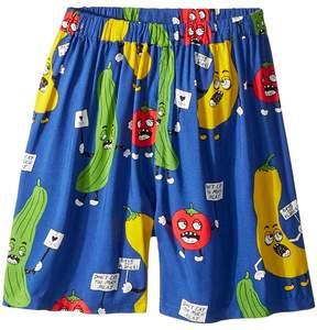 Mini Rodini Veggie Woven Shorts Boy's Shorts