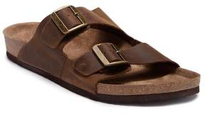 Crevo Sedono Leather Sandal