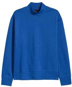 H&M Mock Turtleneck Sweatshirt