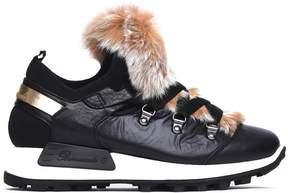 Barracuda Sneaker Urban-chic Black/sand