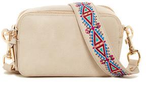 Steve Madden Rhett Double Zip Camera Bag