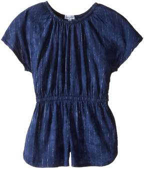 Splendid Littles Tie-Dye with Lurex Romper (Toddler)