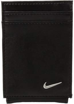 Nike Color Blocked Cardfold Wallet Handbags