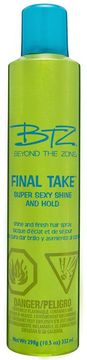 Beyond the Zone Shine Hair Spray