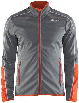 Craft Dark Gray Intensity Softshell Jacket - Men