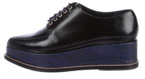 Opening Ceremony Eleanora Lace-Up Creepers