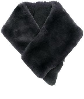 Armani Collezioni cross-over scarf
