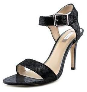 INC International Concepts Jemiah Open Toe Suede Sandals