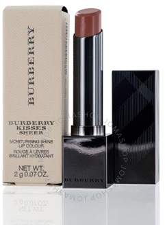 Burberry Kisses Sheer Lipstick 0.07 oz (2 ml) No.221 - Nude