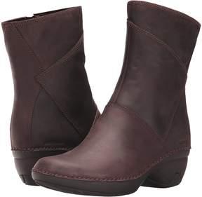 Merrell Emma Mid Leather Women's Boots