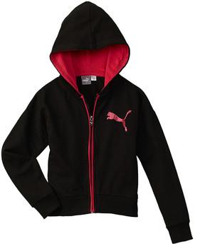 Puma Girls' Zipper Hoodie