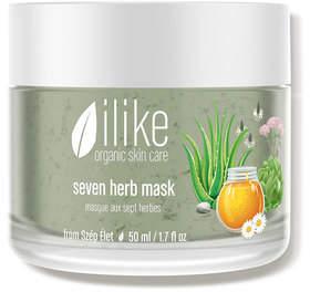 Ilike Organic Skin Care Seven Herb Mask
