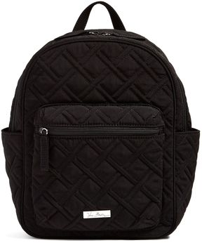 Vera Bradley Leighton Backpack - VERA VERA CLASSIC BLACK - STYLE
