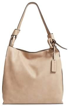 Sole Society Josah Faux Leather Shoulder Bag