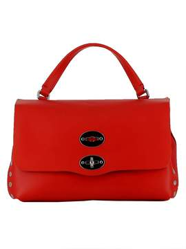 Zanellato Cardinale Leather Handbag