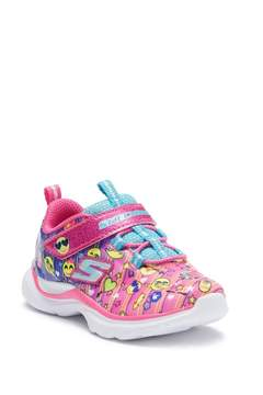 Skechers Trainer Lite Color Dance Sneaker (Toddler)