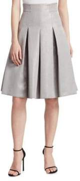 Akris Punto Lurex Bell Shape Skirt