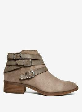 Dorothy Perkins Grey 'Avalon' Ankle Boots
