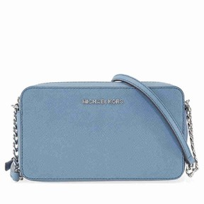 Michael Kors Jet Set Travel Medium Crossbody - Denim - ONE COLOR - STYLE