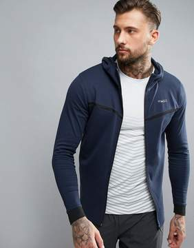 Jack and Jones Tech Sweat Zip Hoodie