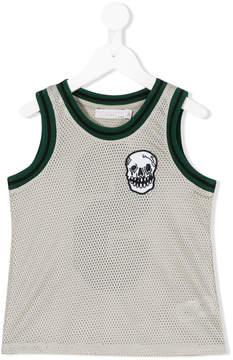 Stella McCartney skull vest