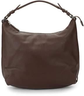 Emporio Armani Women's Classic Leather Shoulder Bag