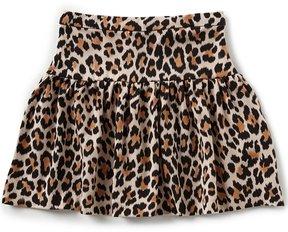 Kate Spade Big Girls 7-14 Leopard Skirt