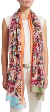 Loro Piana Sweet Dreams Floral Stole