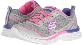 Skechers Dream N' Dash Pep It Up 81464L Girl's Shoes