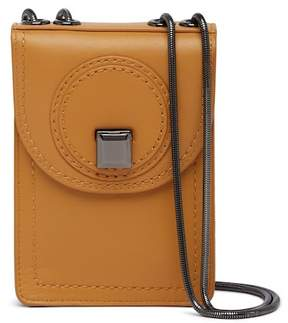Kooba Burbank Phone Leather Crossbody Bag