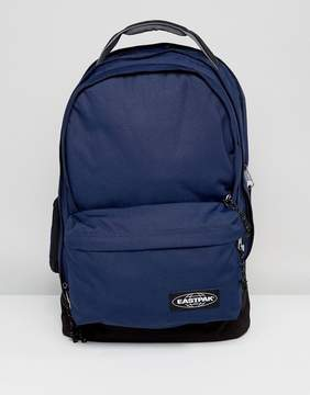 Eastpak Yoffa Backpack In Charged Navy