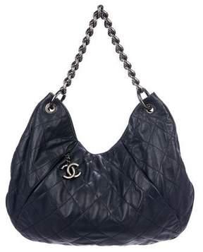 Chanel Coco Pleats Hobo