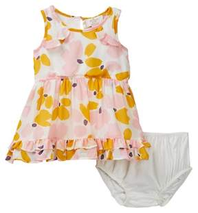 Kate Spade ruffle hem dress (Baby Girls)