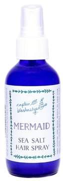 Captain Blankenship Mermaid Sea Salt Hair Spray by 4oz Spray)