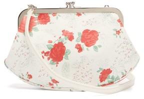 Vetements Granny Medium Leather Bag - Womens - Red White