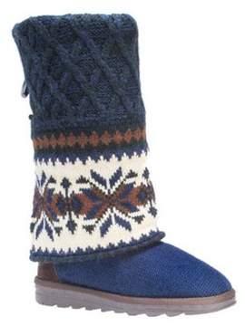 Muk Luks Women's Shawna Sweater Boot