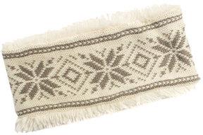 Women's MUK LUKS Snowflake Nordic Headband