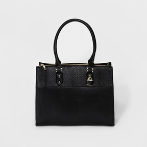 Mossimo Women's Structured Tote Bags