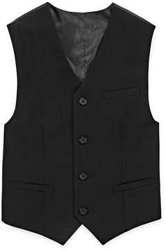 Van Heusen Flex Boys Suit Vest 8-20 - Reg