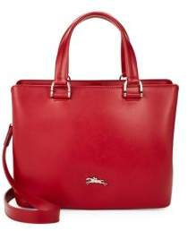 Longchamp Honore Shoulder Bag - RED - STYLE