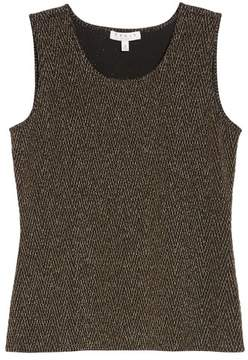 Chaus Women's Metallic Tank Top